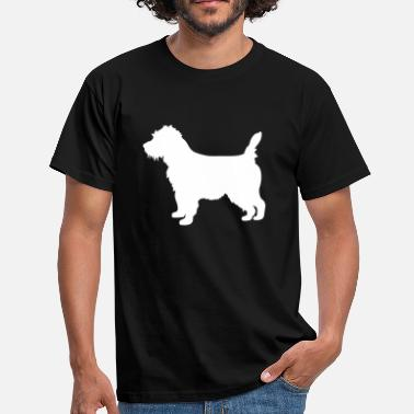 Cairns Cairn Dog - Men's T-Shirt