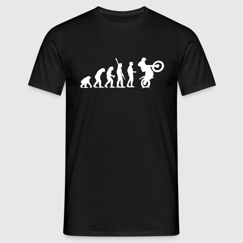 Trial Evolution - Männer T-Shirt