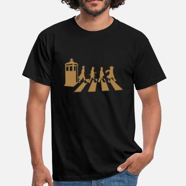 Doctor Dr Who? - Mannen T-shirt