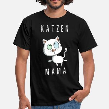 Momme Sweet Cats - Mom - Mom - Mom - Mom - Herre-T-shirt