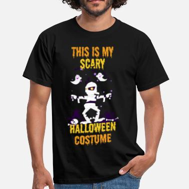 Costume Scary Halloween Costume - Camiseta hombre