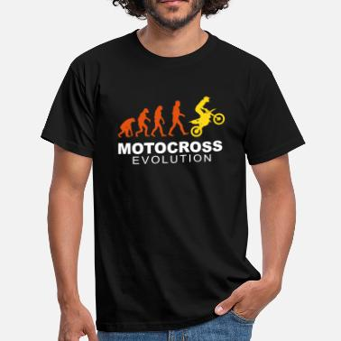 Motocross Evolution slick - Camiseta hombre