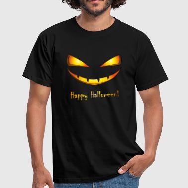 Happy Halloween! - Männer T-Shirt