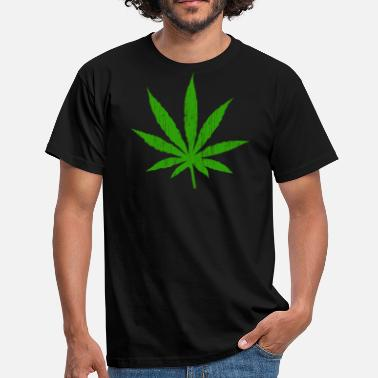 Marijuana Leaf Marijuana Leaf - Men's T-Shirt