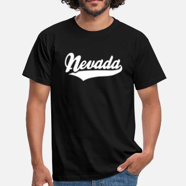 Sierra Nevada Nevada - Men's T-Shirt