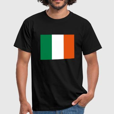 Irish Flag - Men's T-Shirt