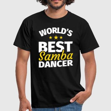 Samba - T-skjorte for menn