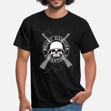 Infantry Infantry soldier military - Men's T-Shirt