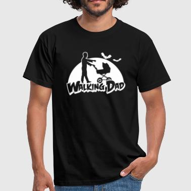 WALKING DAD - Men's T-Shirt