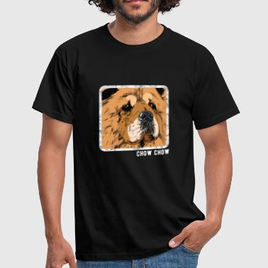 Dogs - Chow Chow - Men's T-Shirt