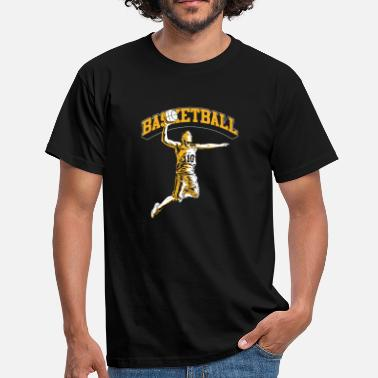 Basketball fan cadeau - T-shirt Homme