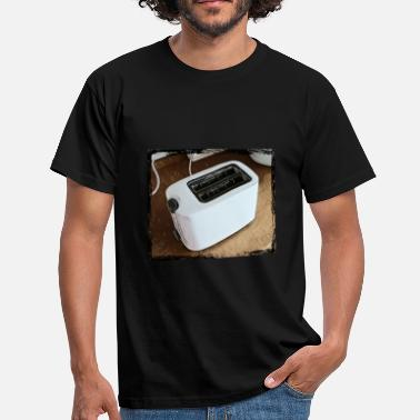 Toaster Toaster - Men's T-Shirt