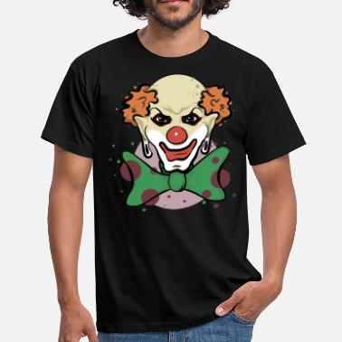 Bad Clown Bath clown - Men's T-Shirt