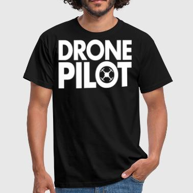 DRONE PILOTE - T-shirt Homme