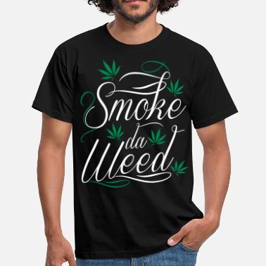 Chicanos Smoke Da Weed - T-shirt Homme