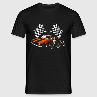 V8 Vtwin - T-shirt Homme