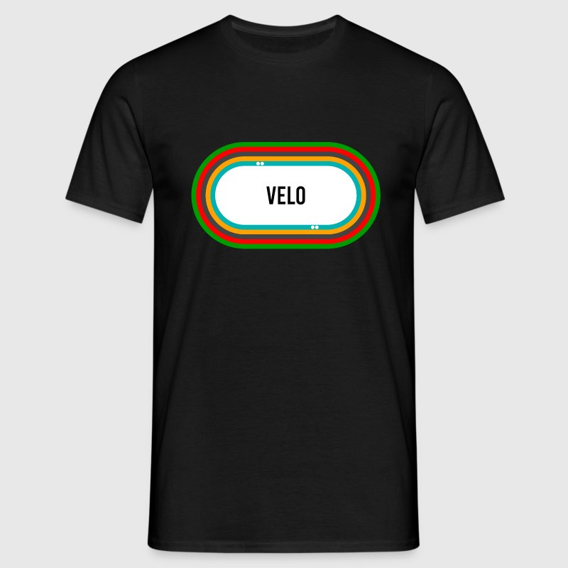 Velodrome - Men's T-Shirt