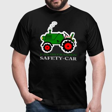 Safety-Car - Männer T-Shirt