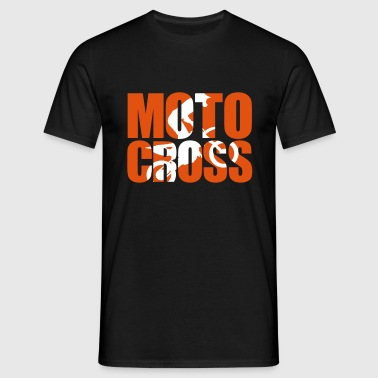 Motocross Shadow 2 - T-shirt herr