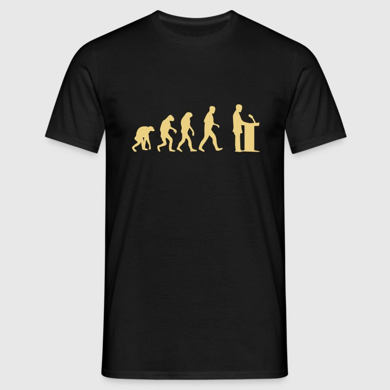 speaker evolution - Men's T-Shirt