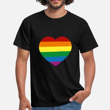 Sexe Tv Rainbow Flag :) - T-shirt Homme