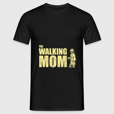The Walking Mom Shirt - T-shirt herr