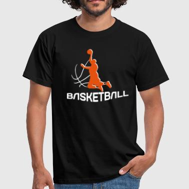 basketball.ai - Mannen T-shirt