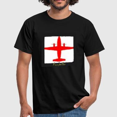 Propeller Propeller - Men's T-Shirt