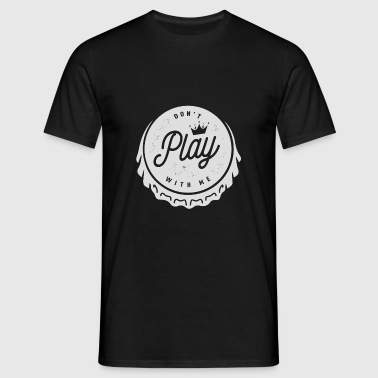 player-caps-biere - T-shirt Homme