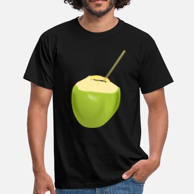 Coconut COCONUT COCONUT FRUIT ESTER SUN CADEAU - T-shirt Homme