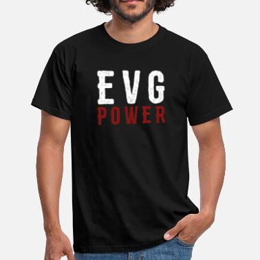 Evg evg power - T-shirt Homme