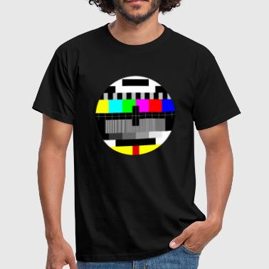 mire couleur - color test card - T-shirt Homme