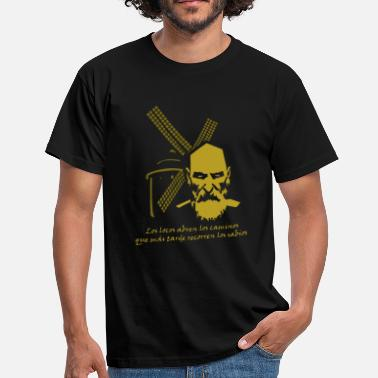 Homage The Quijote - Men's T-Shirt