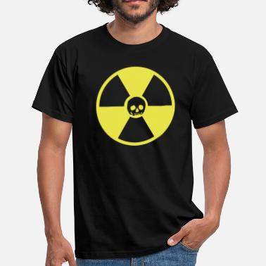 Castor nuclear_death - Herre-T-shirt