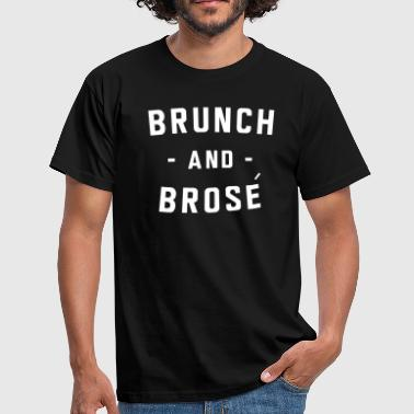 Brunch and Brose - Men's T-Shirt