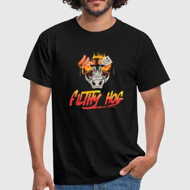 Filthy Hog - Men's T-Shirt