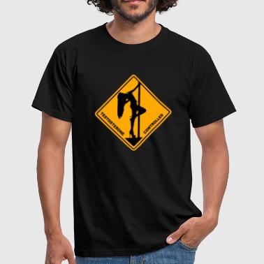 GoGo Road Sign - Männer T-Shirt