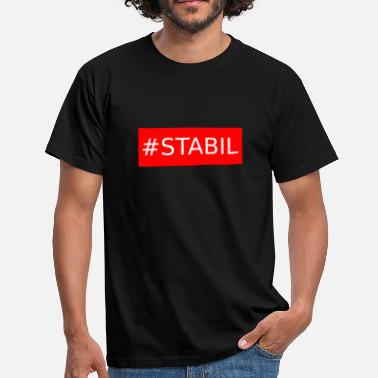 Stables #STABLE - Men's T-Shirt