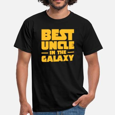 Guardians Of The Galaxy Best Uncle In The Galaxy - Männer T-Shirt