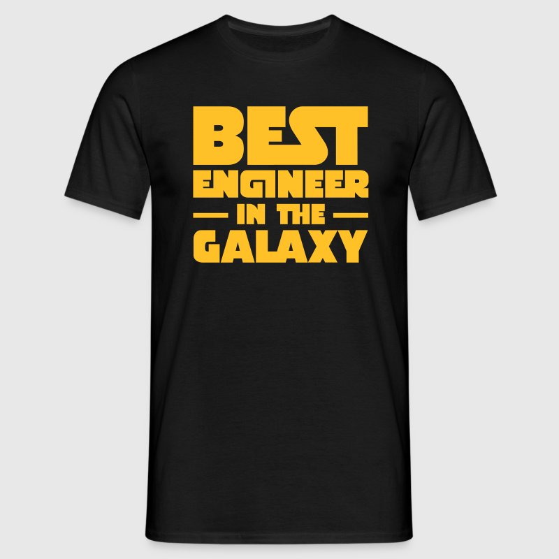 Best Engineer In The Galaxy - Herre-T-shirt
