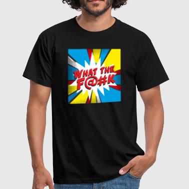 Pop Art Pop Art 02 - Mannen T-shirt