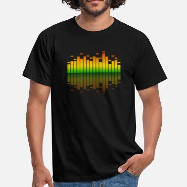 Equalizer equalizer - Men's T-Shirt