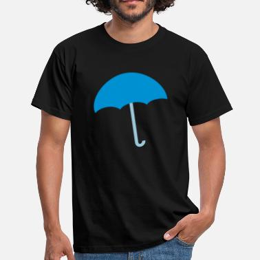 Beach Umbrella Umbrella Rain Umbrella Rain - Men's T-Shirt