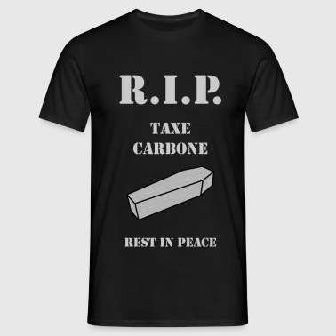 taxe carbone - T-shirt Homme
