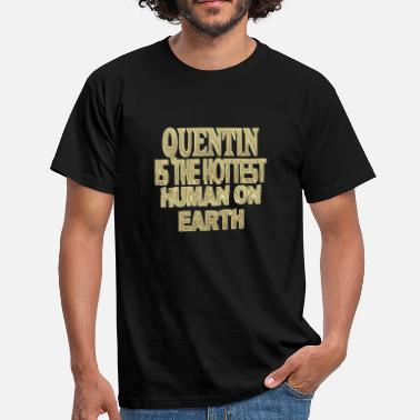 Quentin Quentin - Men's T-Shirt