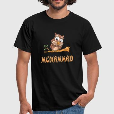 Mohammad Owl Mohammad - T-shirt Homme