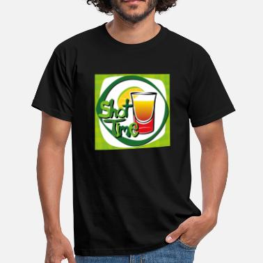 Fyraften Cocktail, whisky, drikkevarer - Herre-T-shirt