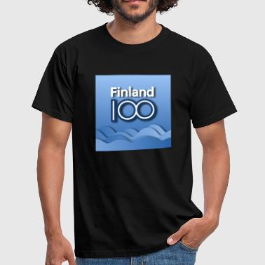 Finland 100 years of independence - Miesten t-paita