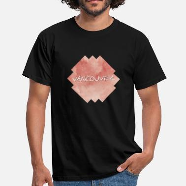 Vancouver Vancouver - Herre-T-shirt