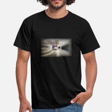 Dimension Dimension - Männer T-Shirt